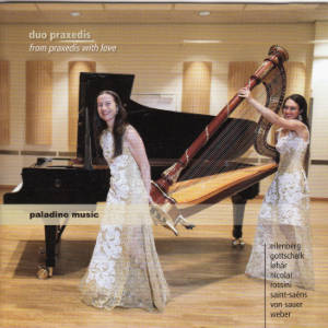 Duo Praxedis, From Praxedis With Love / paladino music