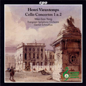 Henry Vieuxtemps, Cello Concertos 1 & 2 / cpo