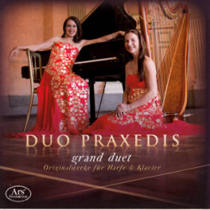 Duo Praxedis, grand duet / Ars Produktion