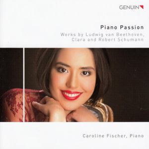 Piano Passion, Works by Ludwig van Beethoven, Clara and Robert Schumann / Genuin