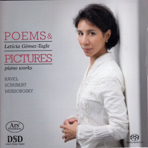 Poems & Pictures, piano works / Ars Produktion