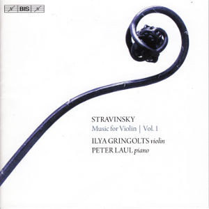 Stravinsky, Music for Violin | Vol. 1 / BIS
