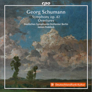 Georg Schumann, Symphony op. 42 • Overtures / cpo
