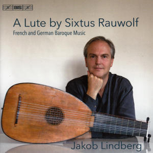 A Lute by Sictus Rauwolf