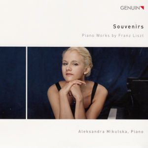 Souvenirs, Piano Works by Franz Liszt / Genuin