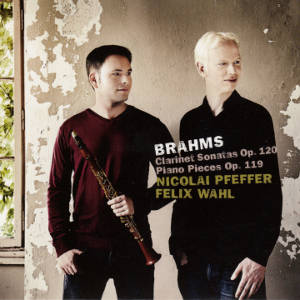 Brahms, Clarinet Sonatas • Piano Pieces / Avi-music