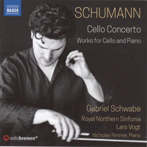 Schuman, Cello Concerto • Works for Cello and Piano / Naxos