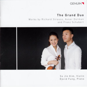 The Grand Duo, Works by Richard Strauss, Avner Dorman and Franz Schubert / Genuin