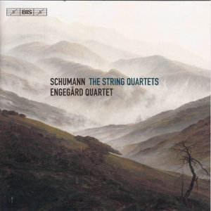 Schumann, The String Quartets / BIS
