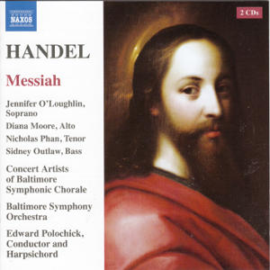 George Frideric Handel, Messiah HWV 56 / Naxos