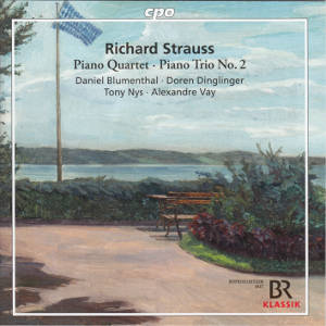 Richard Strauss, Piano Quartet • Piano Trio No. 2 / cpo