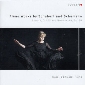 Piano Works by Schubert and Schumann