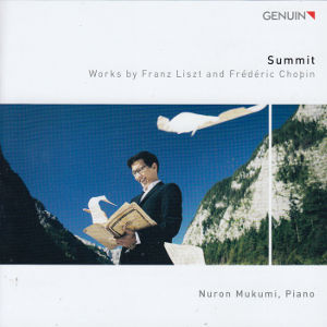 Summit, Works by Franz Liszt and Frédéric Chopin / Genuin