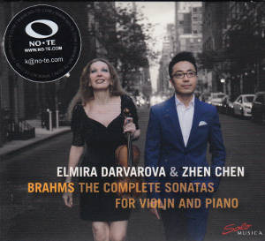 Brahms, The Complete Sonatas for Violin and Piano / Solo Musica