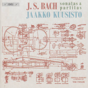 Johann Sebastian Bach, Sonatas and Partitas for Solo Violin / BIS