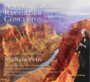 American Recorder Concertos / OUR Recordings