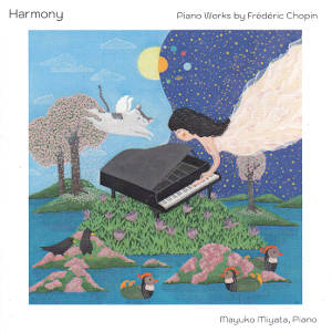 Harmony, Piano Works by Frédéric Chopin / Hey!blau