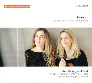 Enescu, Works for Violin and Piano / Genuin
