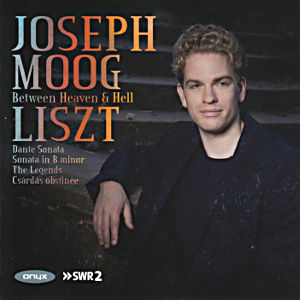 Joseph Moog, Between Heaven & Hell / Onyx
