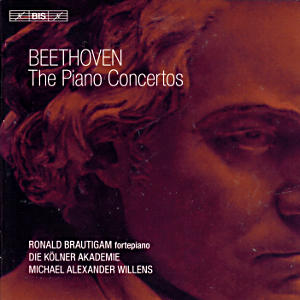 Beethoven, The Piano Concertos / BIS