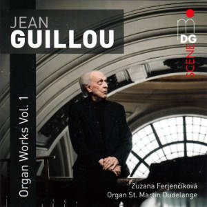 Jean Guillou, Organ Works Vol. 1 / MDG