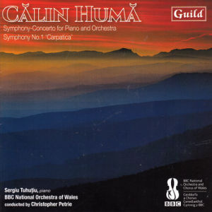 Călin Humă, Symphony-Concerto for piano and Orchestra, Symphony No. 1 'Carpatica'
