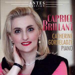 Caprice Brillant, Catherine Gordeladze Piano