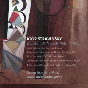 Igor Stravinsky, Music for Violin and Piano