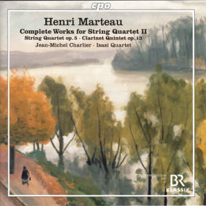 Henri Matteau, The Complete Works for String Quartet II