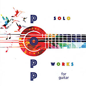 Popp solo, Works for guitar