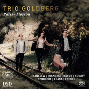 Trio Goldberg, Paris – Moscou