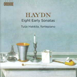 Haydn, Eight Early Sonatas