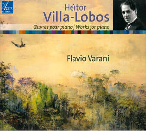 Heitor Villa-Lobos, Œuvres pour piano / Works for piano