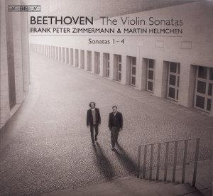 Ludwig van Beethoven, The Violin Sonatas