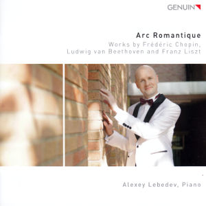 Arc Romantique, Works by Frédéric Chopin, Ludwig van Beethoven and Franz Liszt