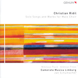 Christian Ridil, Solo Songs and Works for Male Choir