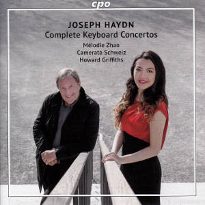 Joseph Haydn, The Complete Keyboard Concertos