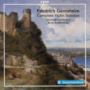Friedrich Gernsheim, The Works for Violin & Piano