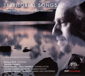 Territorial songs, Works for Recorder by Sunleif Rasmussen