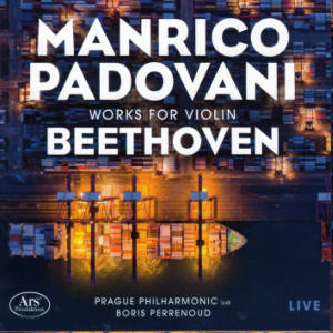 Manrico Padovani, Works for Violin