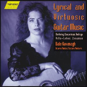 Lyrical and Virtuosic Guitar Music