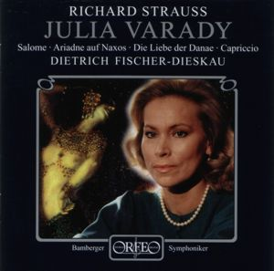Julia Varady Richard Strauss / Orfeo