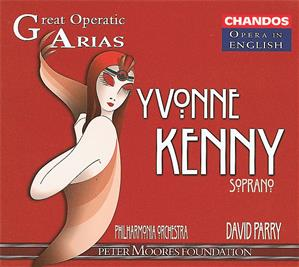 Yvonne Kenny – Great Operatic Arias