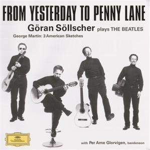 From Yesterday To Penny Lane, Beatles-Songs in Bearbeitungen für Gitarre / DG