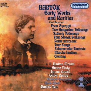 Early Works And Rarities / Hungaroton