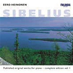 Sibelius - Published Original Works for Piano