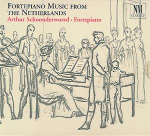 Fortepiano Music From The Netherlands, Werke von Fodor, Fodor, Wilms, Messemaeckers jr. / NM Classics