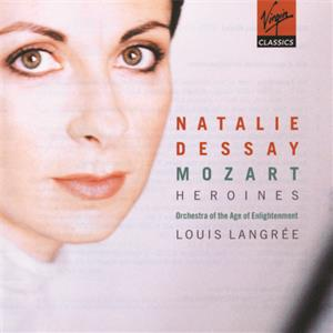 Mozart Heroines / Virgin