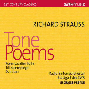 Richard Strauss, Tone Poems / SWRmusic