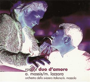 Gioacchino Rossini – duo d'amore / Forlane